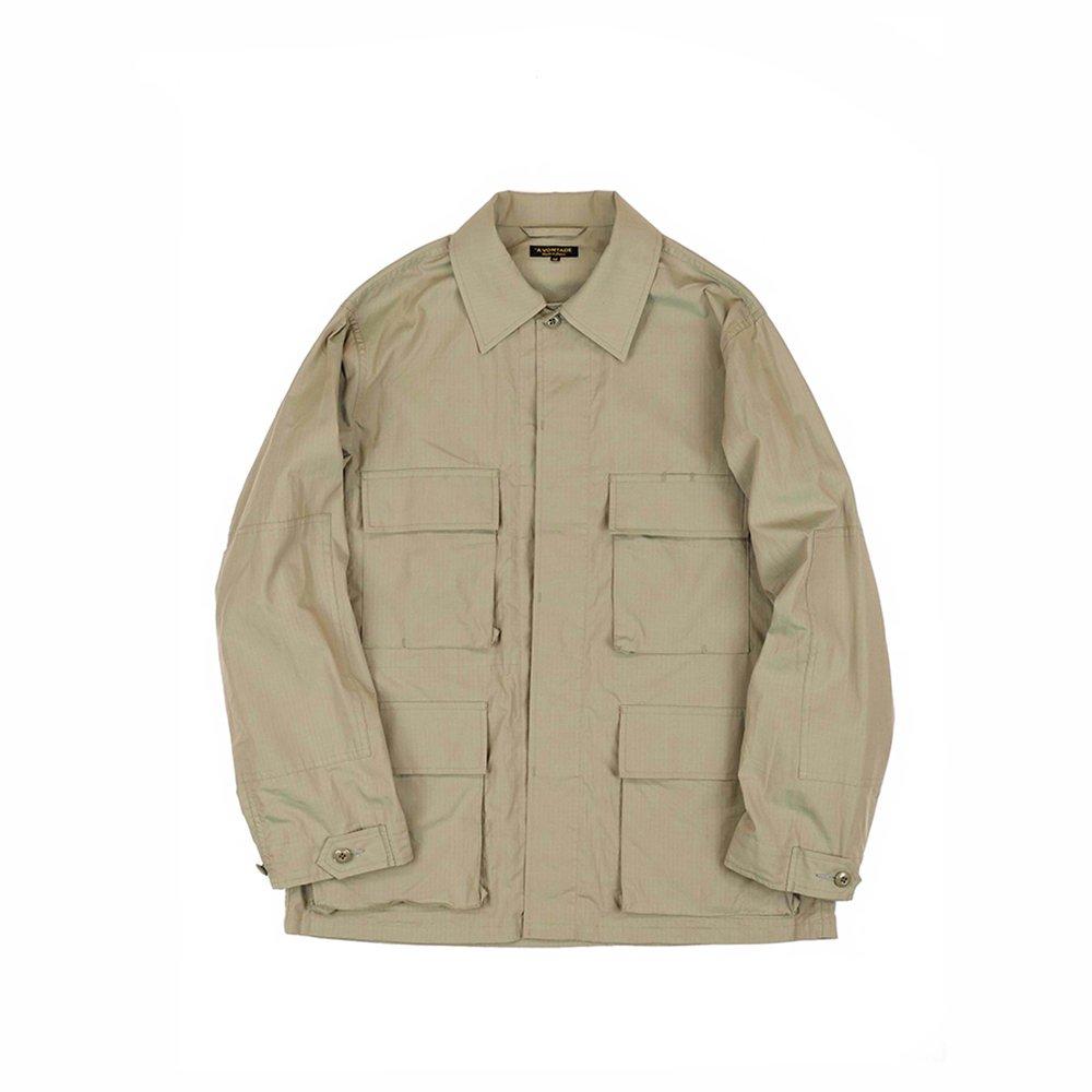 BDU Tropical Jacket -Yarn Dyed Ripstop-