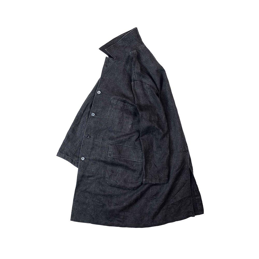 Linen Atelier Long Coat