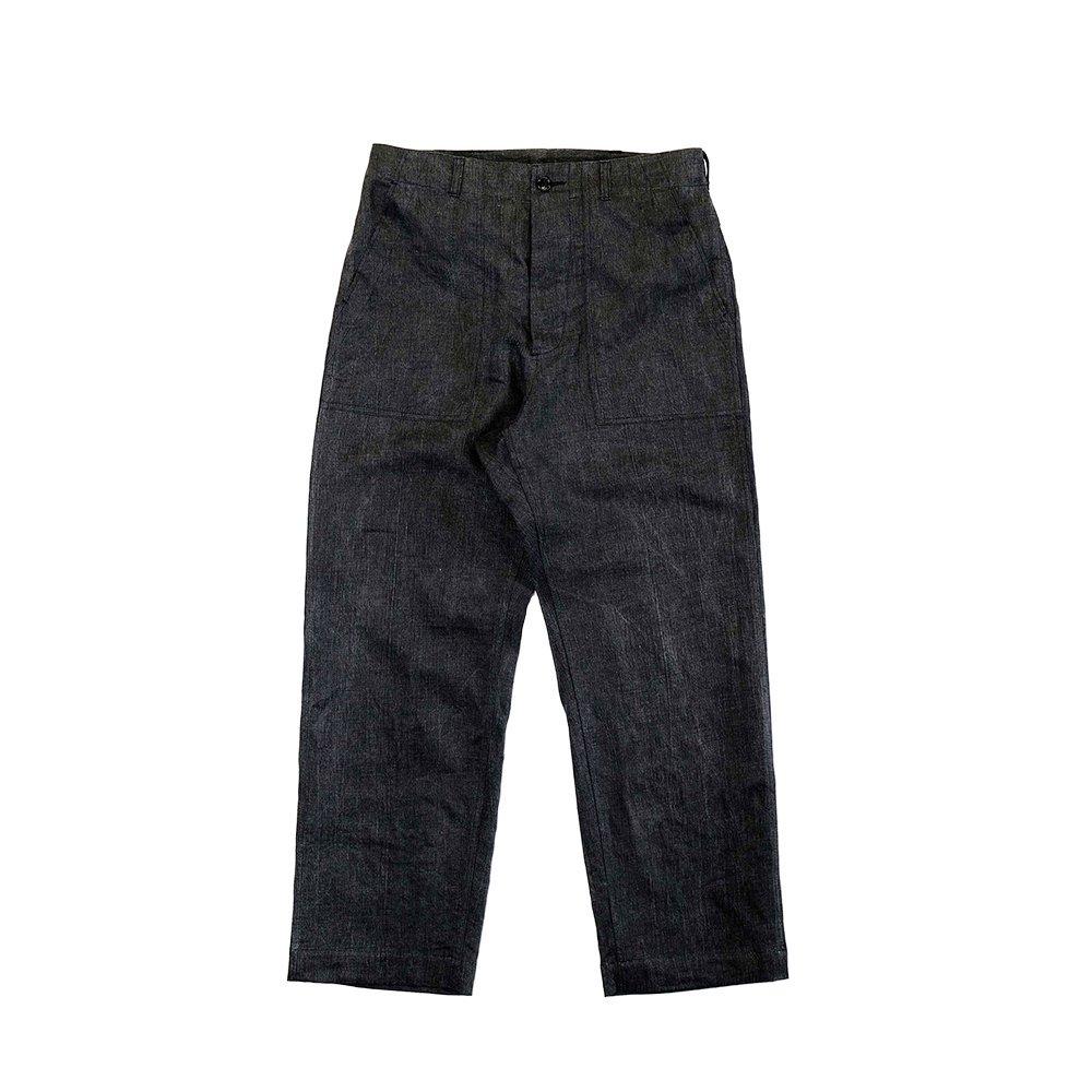 Linen Atelier Trousers