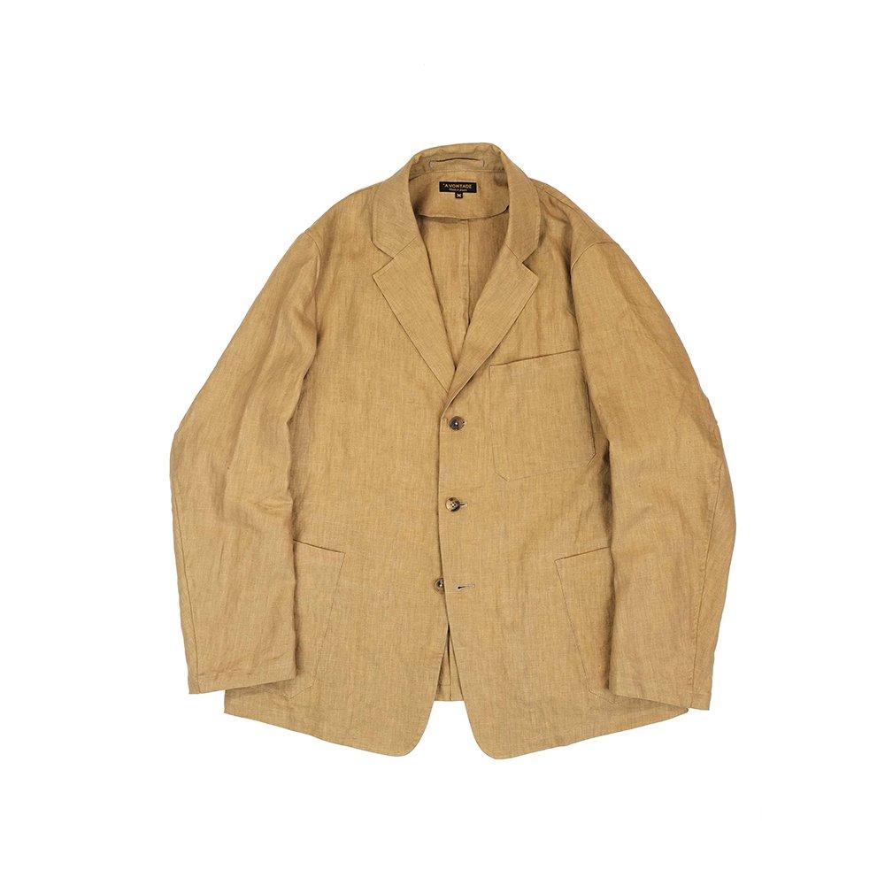 Linen British Mil. Jacket
