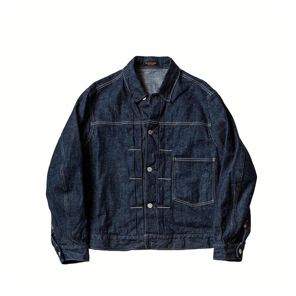 WW2 Denim Jacket 2 -13.5oz Selvedge Denim-