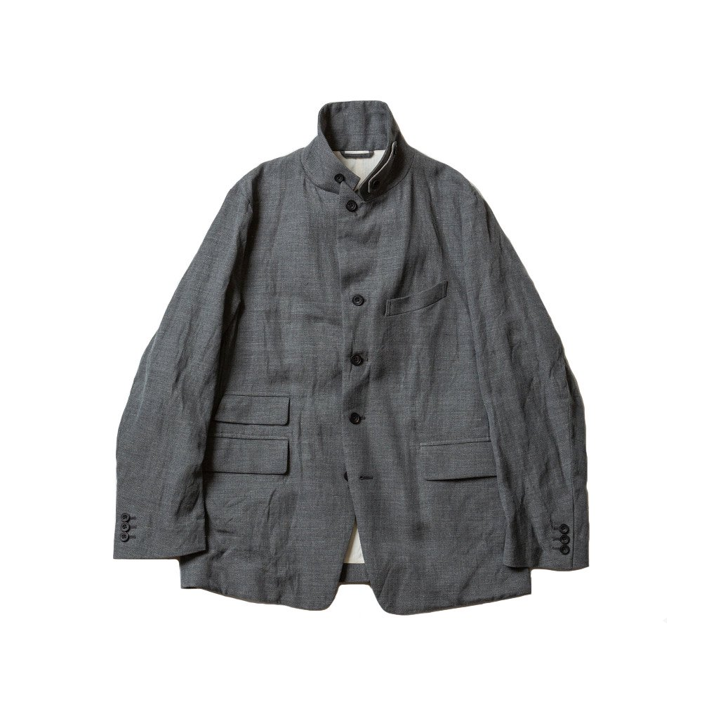Old Potter Jacket -British Wool/Linen Serge
