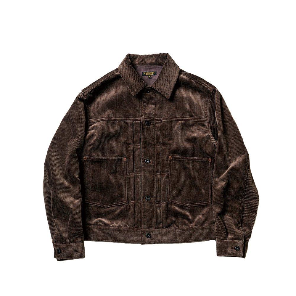 WW2 Corduroy Jacket