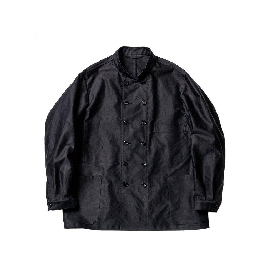 Moleskin Double Breasted Work Jacket