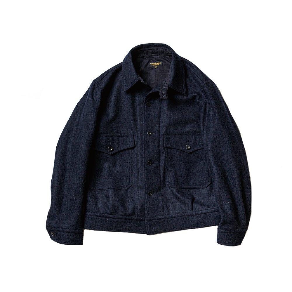 Melton Short Jacket