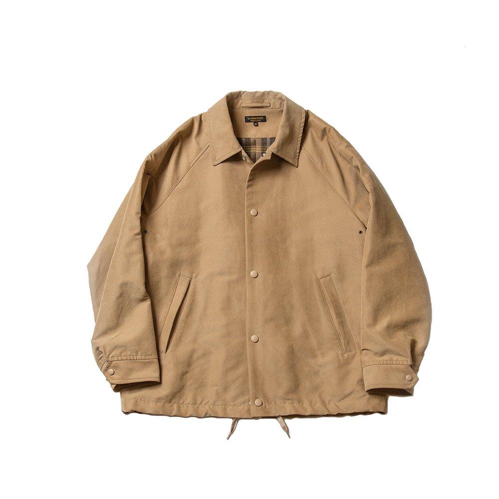 Elaborate Coaches Jacket