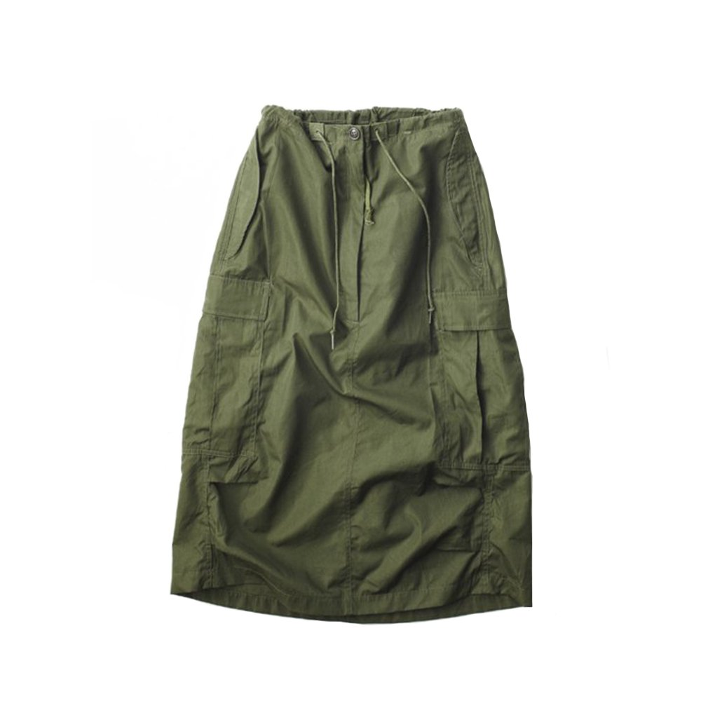 1951 WIND SHELL TROUSERS REMAKE SKIRT