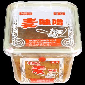 矢野味噌 麦味噌
