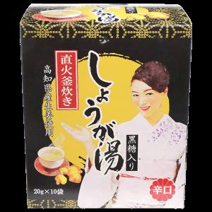 桜南食品 しょうが湯黒糖入辛口