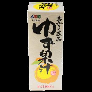 つえエーピー ゆず果汁150ml