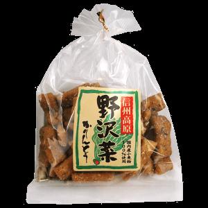 米持製菓 野沢菜かりんとう