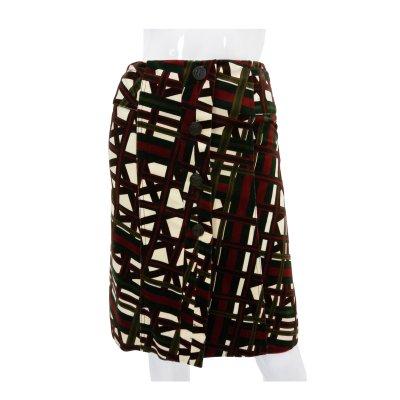GUCCI グッチ スカート 009-161890-8452