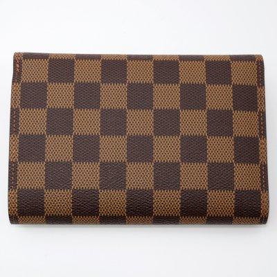 LOUIS VUITTON ルイ ヴィトン ダミエ カード用ポケット付き財布 Porte-Tresor etui papier 017-N61202-002