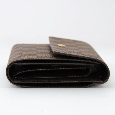 LOUIS VUITTON ルイ ヴィトン ダミエ カード用ポケット付き財布 Porte-Tresor etui papier 017-N61202-003