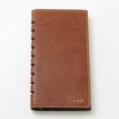 ZANELLATO ザネラート 革製手帳カバー AGENDINA 023-50022-001