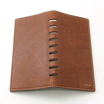 ZANELLATO ザネラート 革製手帳カバー AGENDINA 023-50022-003