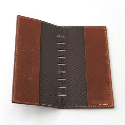 ZANELLATO ザネラート 革製手帳カバー AGENDINA 023-50022-004
