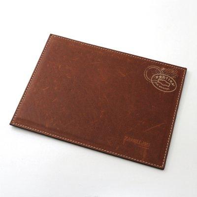 ZANELLATO ザネラート 革製マウスパッド MOUSE P 023-51220-0
