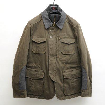 CAVALLERIA TOSCANA カヴァレリア トスカーナ メンズ フィールドジャケット 026-GIM021MC001-5500