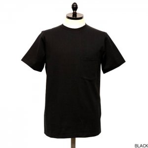 Graphpaper グラフペーパー Crew Neck Pocket Tee   GPS16-SCS02