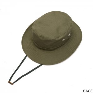 SALE hobo ホーボー Paraffin Coated Cotton Canvas #9 Camp Hat キャンプハット HB-H2401