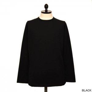 Graphpaper グラフペーパー Neckline Binding Tee ロングTシャツ GPW16-LCS01