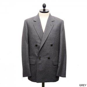 Riprap リップラップ WOOL FLANNEL DOUBLE BRESTED  JKT  ダブルブレステッドジャケット FRRJ0202