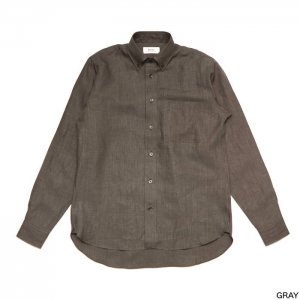 Riprap リップラップ HIGH-COUNT LINEN B.D.SHIRTS RRS0302