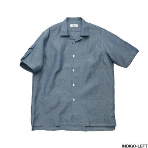 Riprap リップラップ C/L CHAMBRAY POCKET SH OF DOMINANT ARM RRS0305
