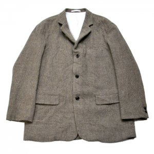 Graphpaper グラフペーパー KIBATA Jacket w/Special Lue Brass Buttons GM173-2001