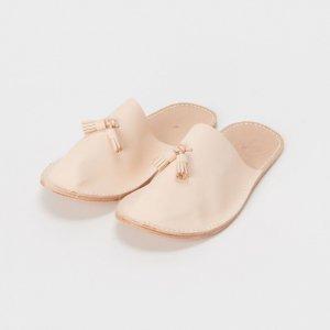 Hender Scheme エンダースキーマ leather slipper ヌメレザースリッパ in-rc-les