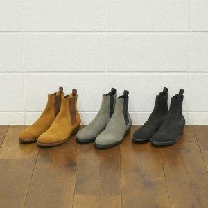 UNUSED アンユーズド side gore boots. サイドゴアブーツ UH0475