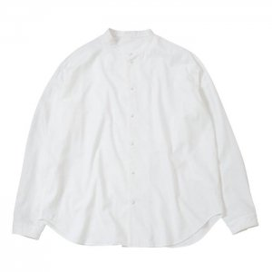 <img class='new_mark_img1' src='//img.shop-pro.jp/img/new/icons8.gif' style='border:none;display:inline;margin:0px;padding:0px;width:auto;' /> bukht ブフト NEW BAND COLLAR SHIRTS -OVER DYE- バンドカラーシャツ BW-95201