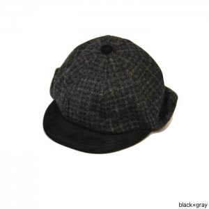 Hender Scheme エンダースキーマ tweed may cap fl-c-ect