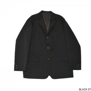 Graphpaper グラフペーパー Selvage Wool Jacket  GM183-20090B