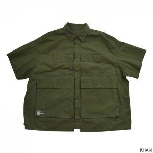 FreshService フレッシュサービス Five Pocket Shirt 5ポケットシャツ FSW-19-SH-02