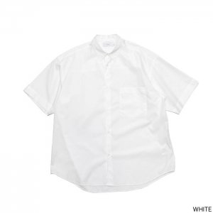 Graphpaper グラフペーパー Broad Oversized  S/S Shirt GM191-50031