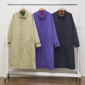 <img class='new_mark_img1' src='https://img.shop-pro.jp/img/new/icons50.gif' style='border:none;display:inline;margin:0px;padding:0px;width:auto;' />UNUSED アンユーズド nylon coat. ナイロンステンカラーコート US1670