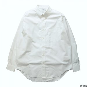 "Graphpaper グラフペーパー ""THOMAS MASON"" for GP B.D Box Shirt