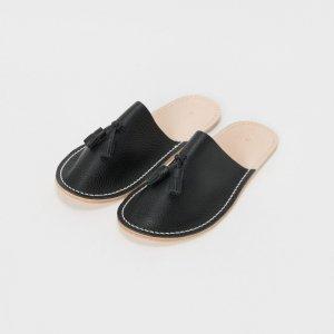 Hender Scheme エンダースキーマ leather slipper レザースリッパ mj-rc-les
