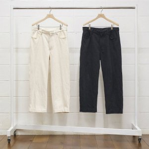 <img class='new_mark_img1' src='https://img.shop-pro.jp/img/new/icons50.gif' style='border:none;display:inline;margin:0px;padding:0px;width:auto;' />UNUSED アンユーズド denim pants. UW0877