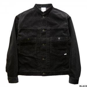 STABILIZER GNZ スタビライザージーンズ 8-22C(corduroy) stand collar jacket
