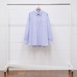 <img class='new_mark_img1' src='https://img.shop-pro.jp/img/new/icons8.gif' style='border:none;display:inline;margin:0px;padding:0px;width:auto;' />UNUSED アンユーズド stripe shirt. US1880