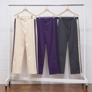 2020AW 先行予約 9月下旬お届け予定 UNUSED アンユーズド line pants. UW0920