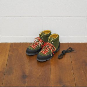 2020AW 先行予約 11月中旬お届け予定 UNUSED アンユーズド ×Paraboot mountain boots. UH0530