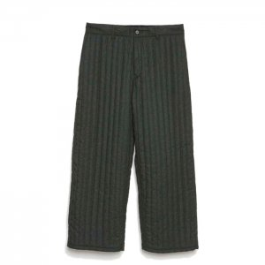 <img class='new_mark_img1' src='https://img.shop-pro.jp/img/new/icons50.gif' style='border:none;display:inline;margin:0px;padding:0px;width:auto;' />MATSUFUJI マツフジ Stripe Quilted Trousers M203-0401