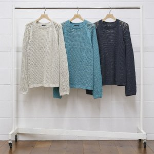<img class='new_mark_img1' src='https://img.shop-pro.jp/img/new/icons50.gif' style='border:none;display:inline;margin:0px;padding:0px;width:auto;' />UNUSED アンユーズド cotton knit. US1988