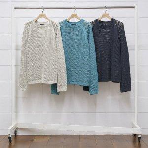 2021SS 先行予約 2月上旬お届け予定 UNUSED アンユーズド cotton knit. US1988