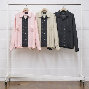 2021SS 先行予約 3月中旬お届け予定 UNUSED アンユーズド rayon shirt. US1974