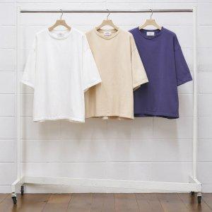 2021SS 先行予約 4月中旬お届け予定 UNUSED アンユーズド t-shirt. US2015